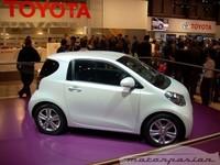 Toyota en el Salón de Madrid