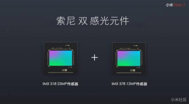 Foto de Xiaomi Mi Note 2, diapositivas presentación (3/8)