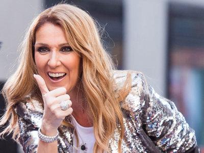 Céline Dion se corta y ondula el pelo en un gesto simbólico que indica que está dispuesta a pasar página