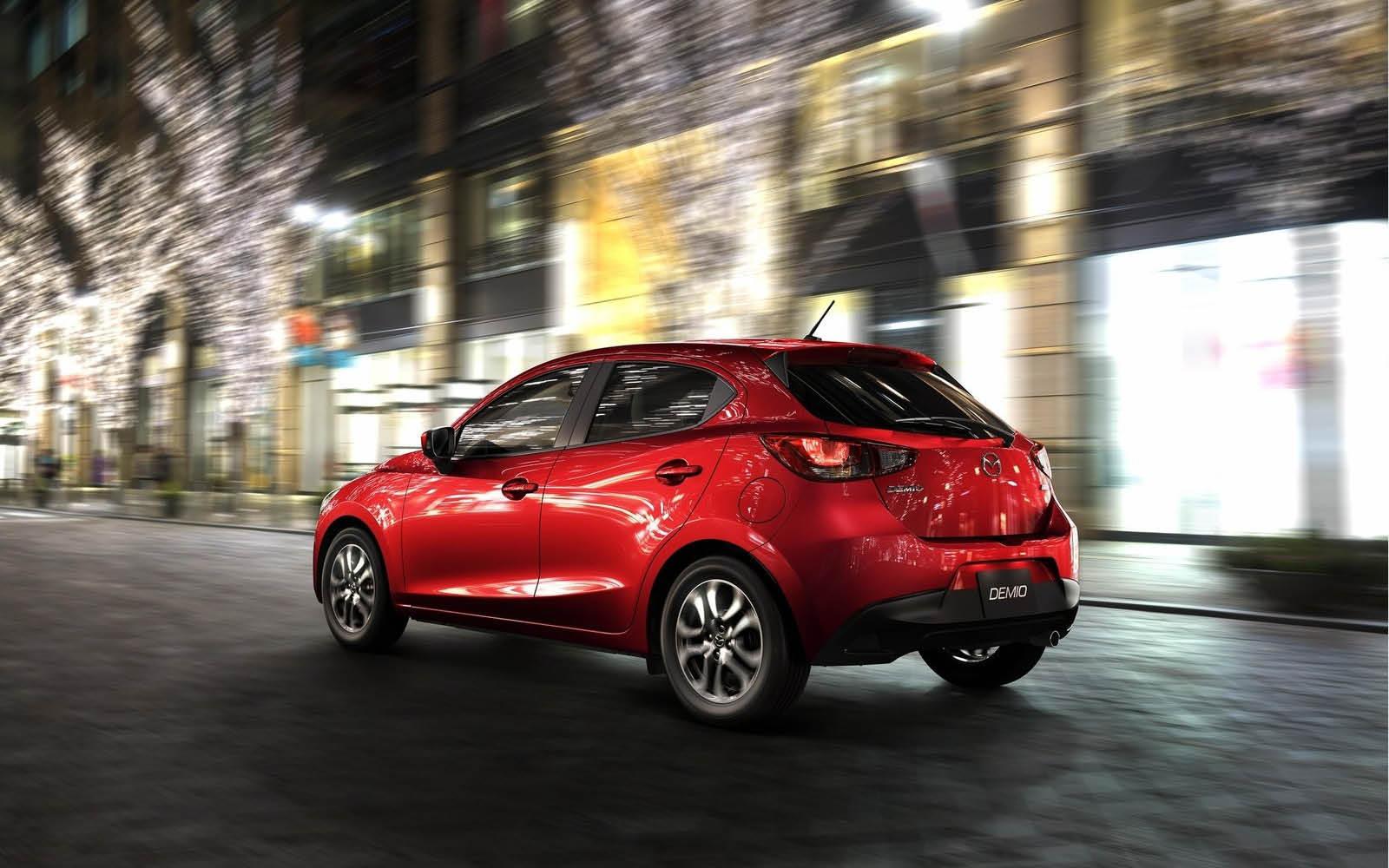 Foto de Mazda 2 2015 (14/24)