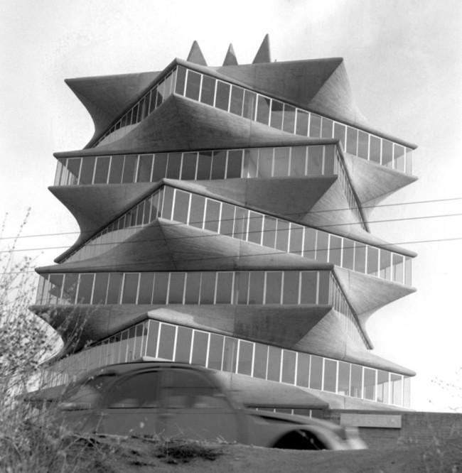 Pagoda Miguel Fisac