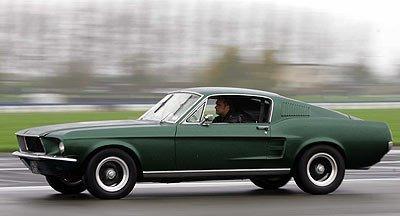 Un nuevo Mustang Bullitt para 2008