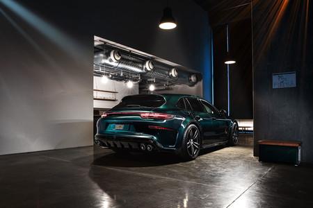 TechArt GrandGT Supreme, el Porsche Panamera Sport Turismo se vitamina para Ginebra 2018