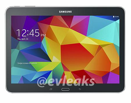 Samsung Galaxy Tab 4, así luce la versión de diez pulgadas