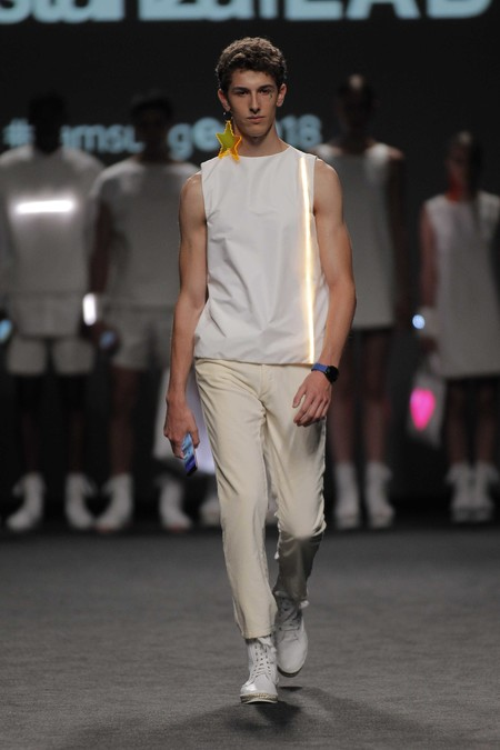 Constanza Lab Lleva La Moda Al Futuro Con Su Coleccion De Primavera Presentada En Madrid 2