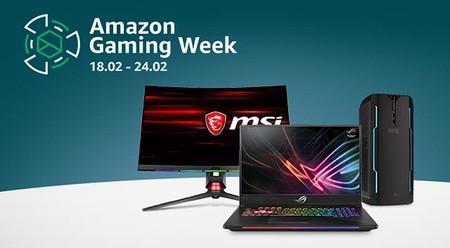 Semana Gaming en Amazon: conectividad a precios mejorados