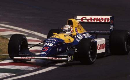 Gran Premio de México 1992: Nigel Mansell, Williams y el resto