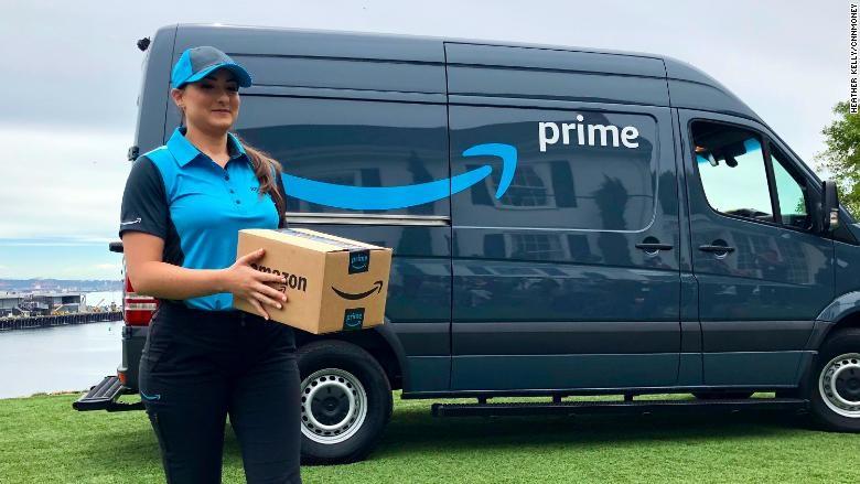 Amazon estaría metiendo paquetes falsos en sus camiones de da para atrapar a los repartidores deshonestos