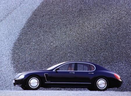 Historia Bugatti Veyron 5