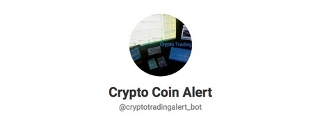 Telegram Contact Cryptotradingalert Bot