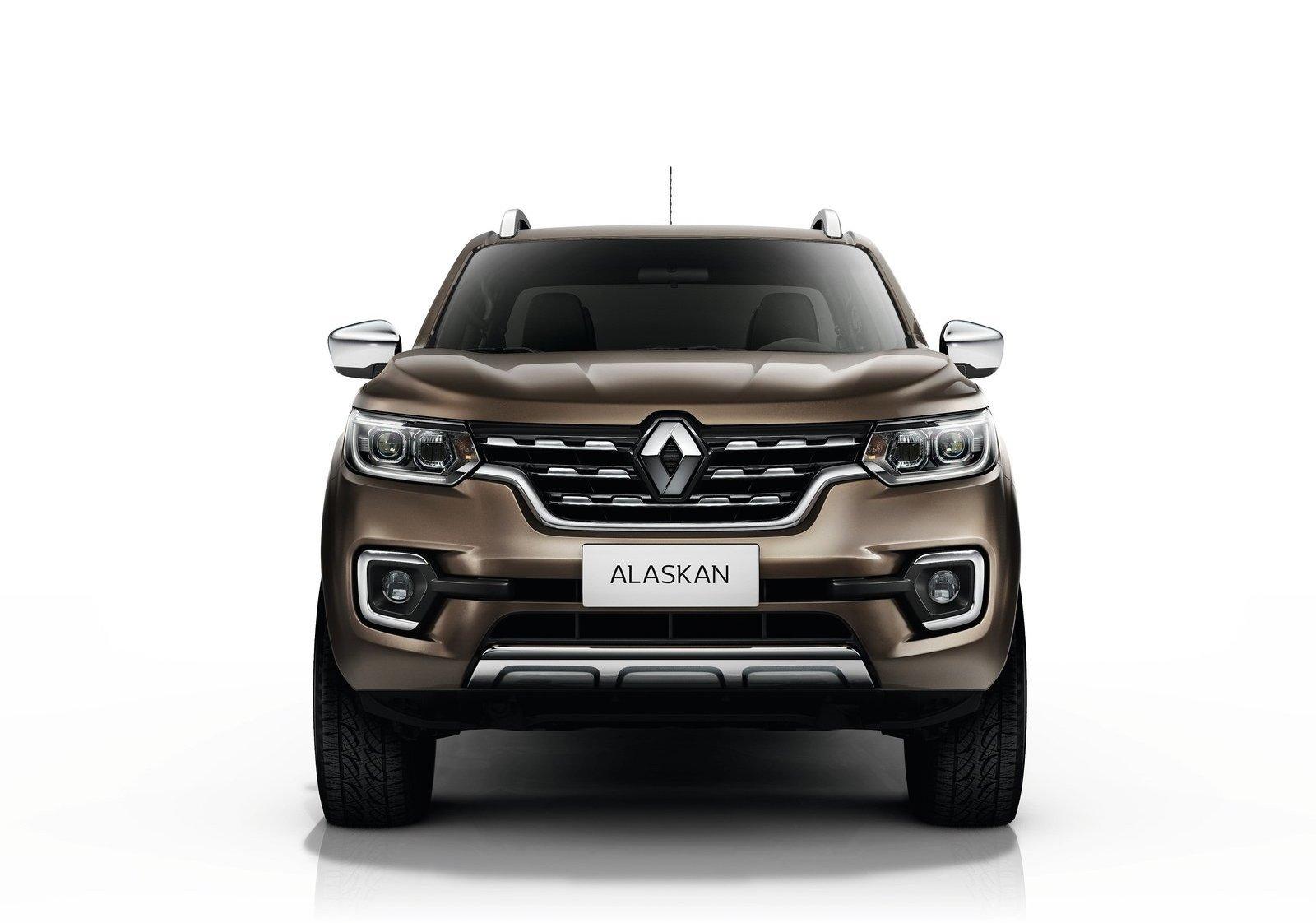 Foto de Renault Alaskan (14/19)