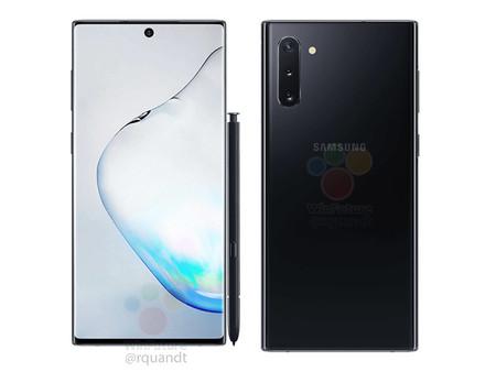 El Samsung Galaxy Note 10 llegará en dos versiones, una de ellas más grande, con más batería y con ToF, según Evan Blass