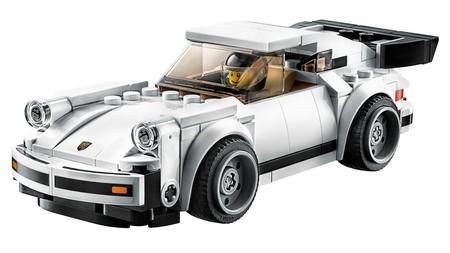 Este Porsche 911 Turbo (930) de LEGO es lo último de la colección 'Speed Champions' y llega en agosto