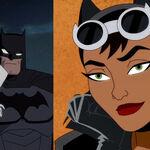 """""""Los héroes no hacen eso"""". DC exigió eliminar una escena de sexo oral entre Batman y Catwoman según el cocreador de 'Harley Quinn'"""