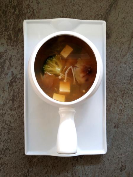 Sopa Reconfortante