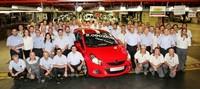 25 aniversario del Opel Corsa
