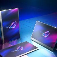 ASUS presenta el ROG Strix XG17, su nuevo monitor portátil con batería de 7.800 mAh enfocado a jugadores
