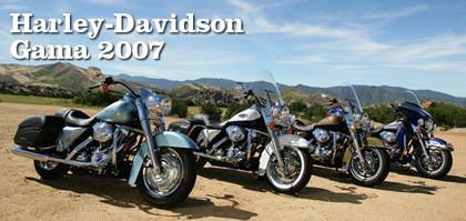 Seis motores para una historia, Harley Davidson Twin Cam (y 6)