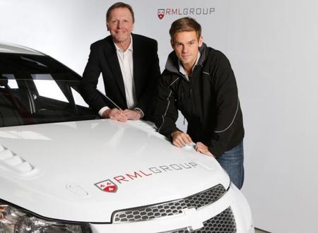 Yvan Muller y Tom Chilton, pilotos de RML en el Mundial de Turismos