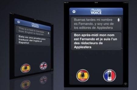 iTranslate Voice, herramienta de traducción para iOS
