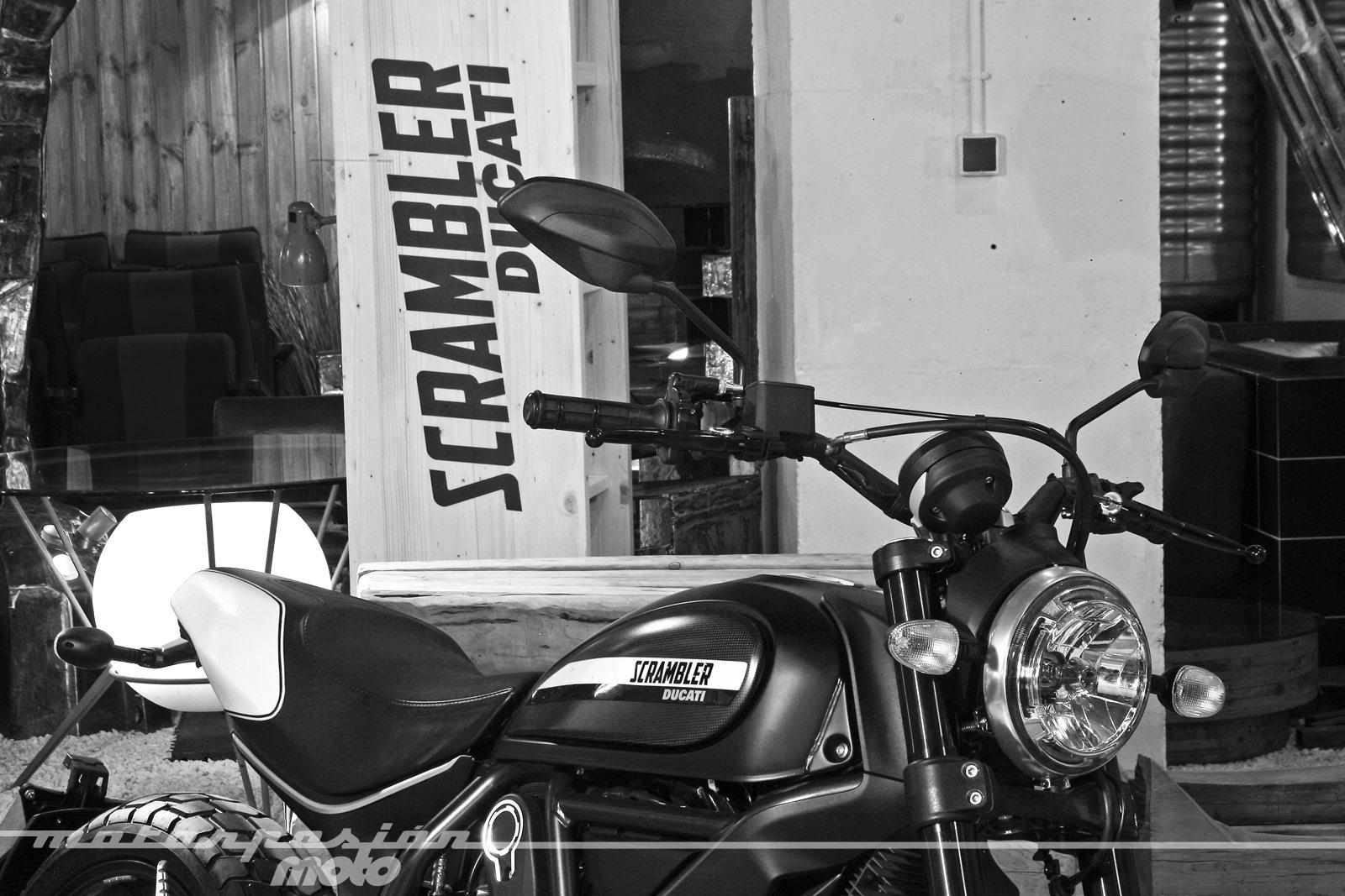 Foto de Ducati Scrambler, presentación 1 (6/67)