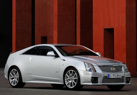 Cadillac Cts V Coupe 2011 1600 02