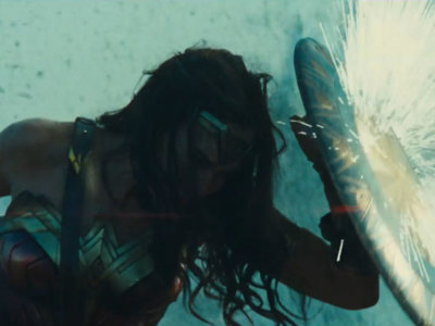 'Wonder Woman', espectacular tráiler de la primera película sobre la superheroína de DC