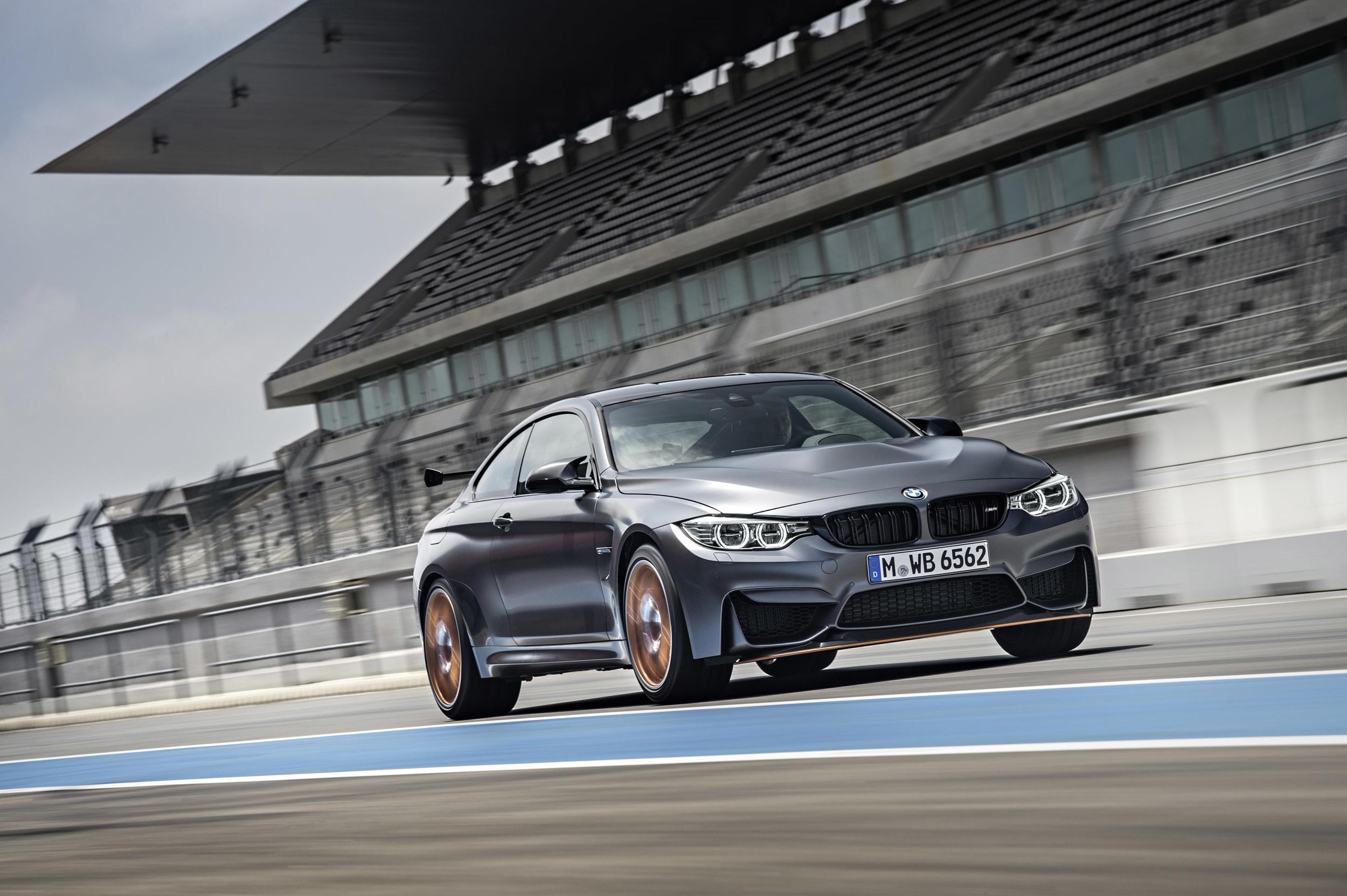Foto de BMW M4 GTS (32/54)