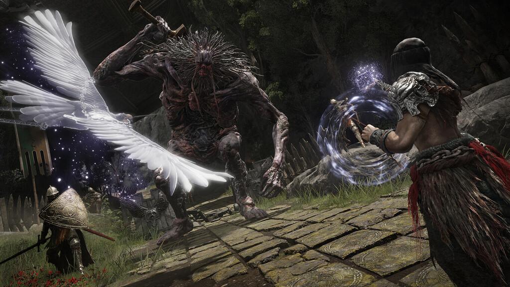 Elden Ring permitirá actualizar gratis las versiones de PS4 a PS5 y de Xbox One a Xbox Series X/S