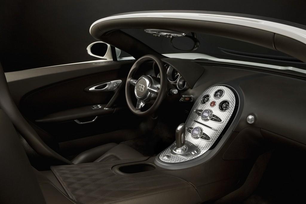 Foto de Bugatti Veyron Grand Sport (23/29)