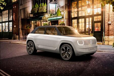 Volkswagen Id Life Concept 4