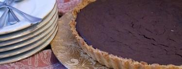Tarta de chocolate clásica, receta para los muy chocolateros