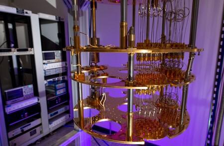 Intel Computadora Cuantica 2