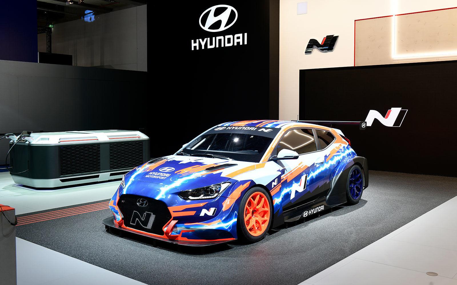 Foto de Hyundai Veloster N ETCR (1/5)