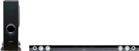 Sharp anuncia una nueva barra de sonido para televisores de 60 pulgadas