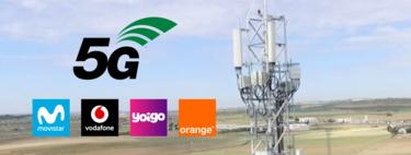Movistar, Vodafone, Orange y Yoigo ya tienen 5G: ciudades con cobertura, comparativa de tarifas y todos los detalles