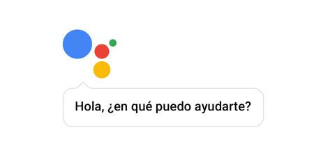Asistente de Google ya disponible en móviles con Android 5.0 y en tablets a partir de Android 6.0
