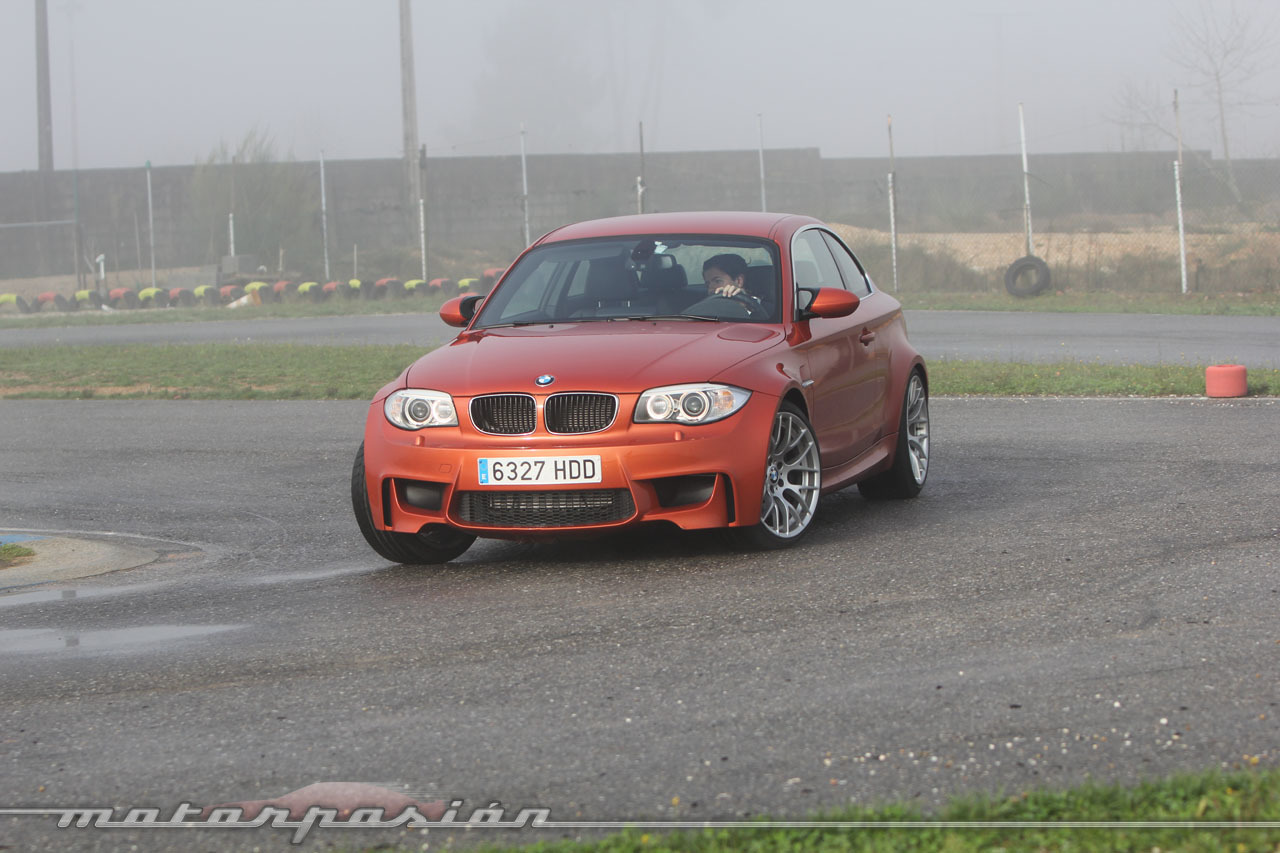 Foto de BMW Serie 1 M Coupé (Prueba) (38/60)