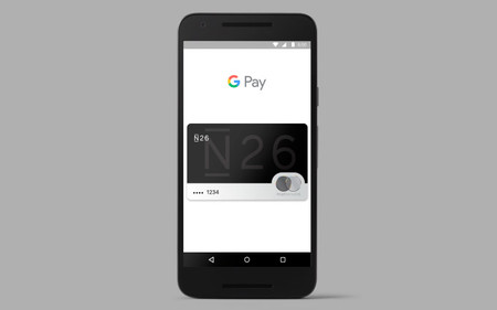 Google Pay ya permite añadir la tarjeta del banco móvil N26