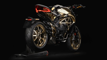 Mv Agusta Dragster Rc Shining Gold 2