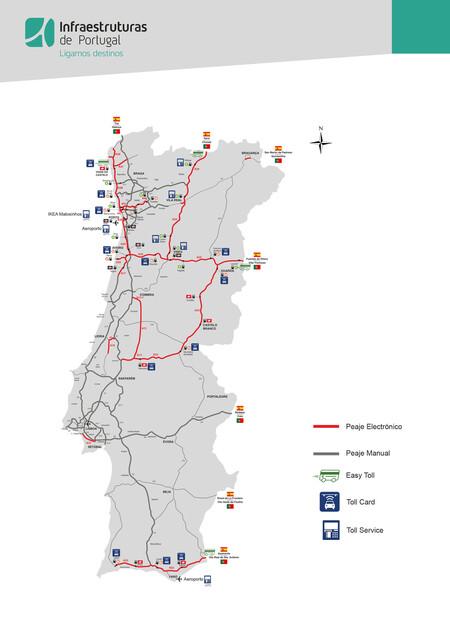 Carreteras Portugal Peaje