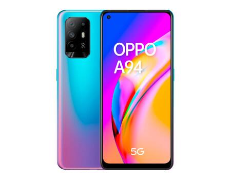 OPPO A94 5G: una gama media con 5G, carga rápida y pantalla de 90Hz que pone el pie en España