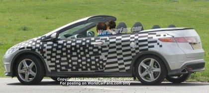 Honda Civic Convertible