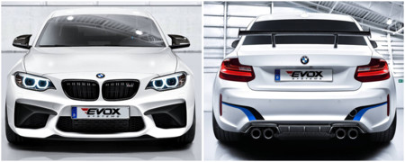 Alpha-N Performance BMW M2 Coupé