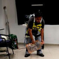Con este exoesqueleto, científicos del IPN buscan aumentar tu fuerza física