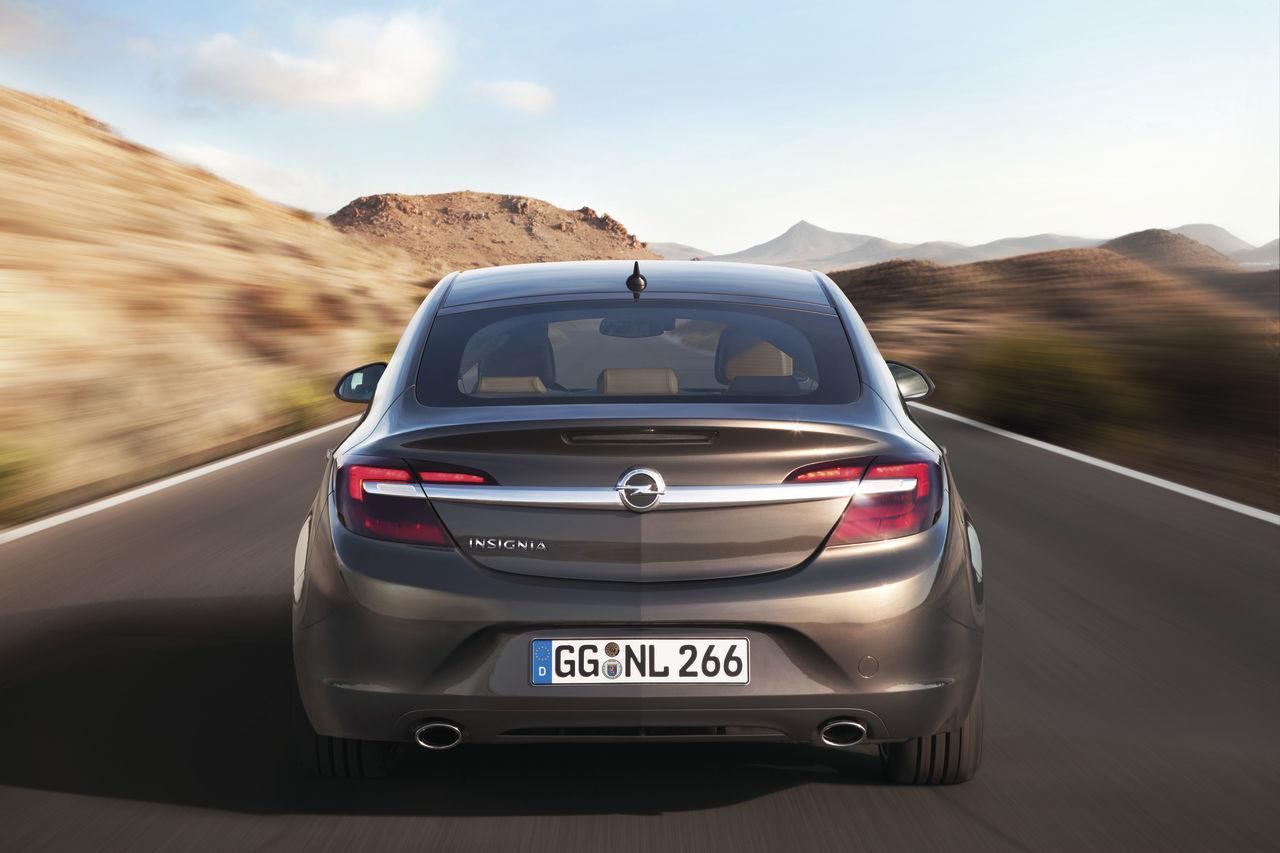 Foto de Opel Insignia 2013 (1/14)