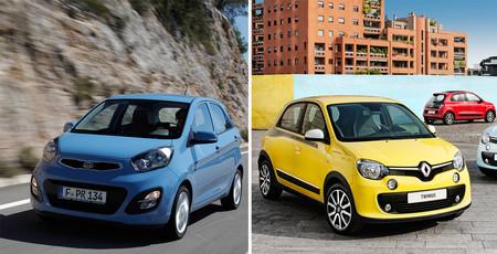 Comparativa Renault Twingo vs Kia Picanto: ¿cuál es mejor para comprar?