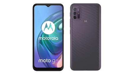 Motorola Moto G10 Grey