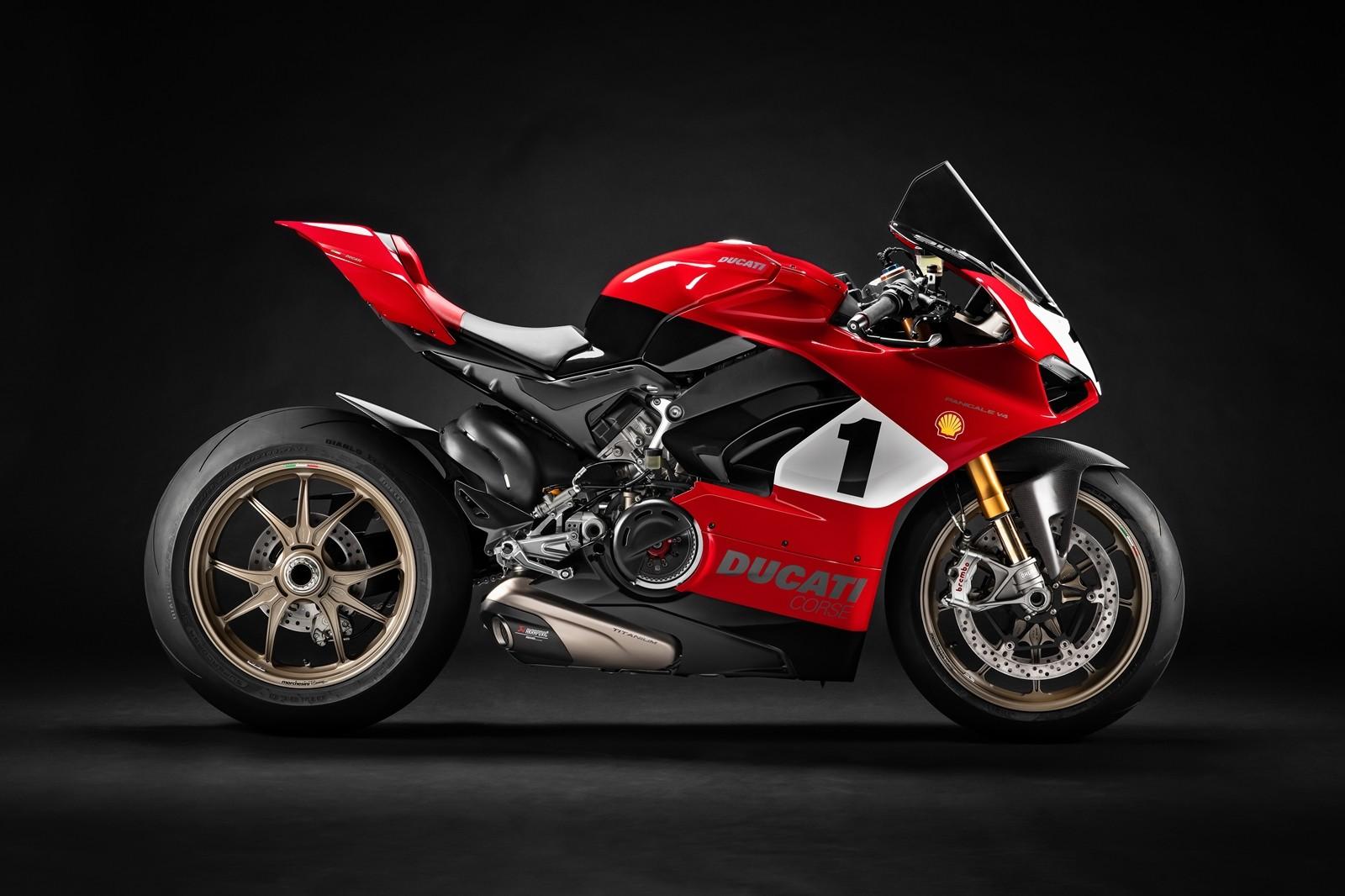 Foto de Ducati Panigale V4 25° Anniversario 916 (7/73)