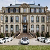 La Grande Fête, así cerró Bugatti el festejo de su 110 aniversario
